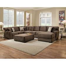Sectional Sofa In Living Room by Member U0027s Mark Brooke U0027s Collection 3 Piece Sectional Sofa Sam U0027s Club