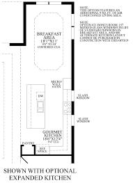 window in plan jupiter country club golf villas the saranac home design