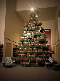 this would be so awesome to see us make a tree out of our boxis