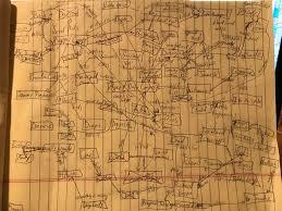 Twin Peaks Map S3e6 Me Yeah I U0027m Kind Of Into Twin Peaks Also Me Twinpeaks
