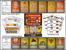 book my interactive story of the thanksgiving