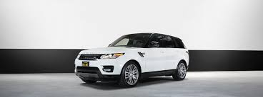 range rover land rover white rent a range rover sport hse in los angeles b u0026w car rental