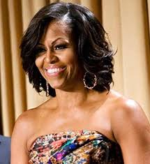 medium hairstyles flipped up top 15 michelle obama hairstyles pretty designs