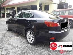 lexus sedan price malaysia 2011 lexus is250 for sale in malaysia for rm96 888 mymotor