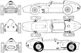 car ferrari drawing ferrari 256 f1 blueprint download free blueprint for 3d modeling