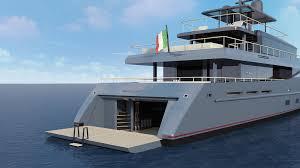 60sqm To Sqft Baglietto Presents New 41m V Line Concept By Santa Maria Magnolfi