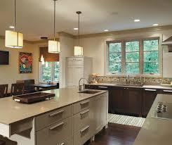 quarter sawn oak kitchen cabinets quartersawn oak cabinets with painted kitchen island omega