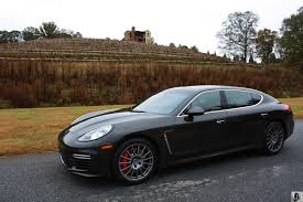 porsche black panamera turbo charged 2014 porsche panamera u2013 limited slip blog