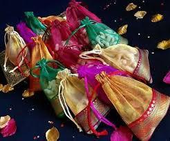 mehndi decoration 20 wedding table mehndi decoration bid favour gift bag indian
