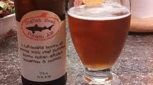 Dogfish Pumpkin Ale by Winecompass October 2013