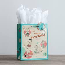 gift tissue peanuts medium gift bag with tissue dayspring