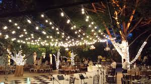 hanging light strings with modern design patio lights string