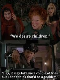 Hocus Pocus Meme - the over zealous bus driver hocus pocus hidden adult jokes in