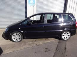 vauxhall zafira used 2004 vauxhall zafira gsi turbo for sale in stevenage