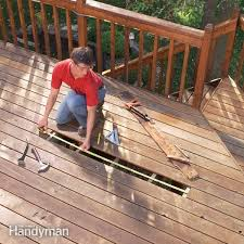 Decking Banister No Maintenance Deck Railings Family Handyman