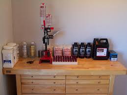 Setting Up A Reloading Bench Shotgunworld Com U2022 New Reloading Bench Set Up