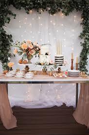 Best 25 Cake Table Decorations Ideas Pinterest Wedding Cake