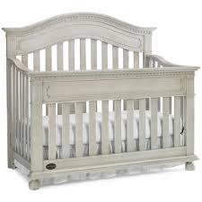 Round Convertible Crib by Dolce Babi Naples Convertible Crib In Grey Satin Finish U2013 Ny Baby