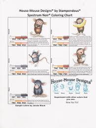 coloring house mouse designs