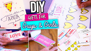 gift ideas for valentines day diy last minute s day gift ideas