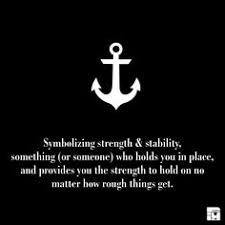 how to care for a color small anchor tattoos small