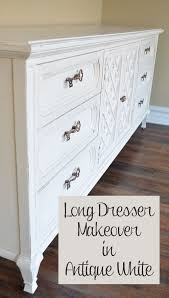 Painted Bedroom Furniture Before And After by Best 25 Dresser Makeovers Ideas On Pinterest Dresser Bench Diy