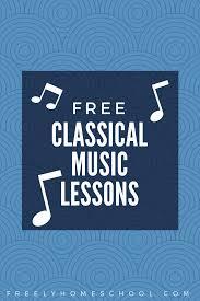 free classical appreciation and composer study for preschool