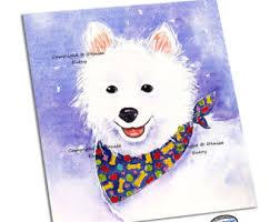 american eskimo dog growling american eskimo etsy