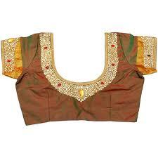 designer blouses designer blouse neck models saree gallery