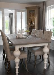 chair elegant rustic farmhouse dining table and chairs room