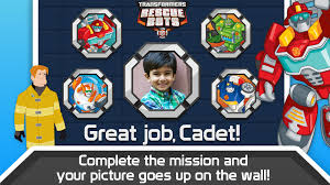 transformers rescue bots android apps on google play