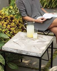 Remove Rust From Outdoor Furniture by Outdoor Furniture Care Guide Martha Stewart