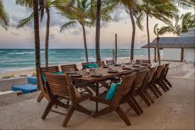 thompson beach house luxury boutique hotel playa del carmen