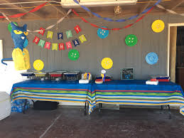 pete the cat birthday party idea party ideas pinterest