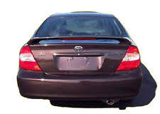 toyota camry spoiler spoilers wings for toyota camry ebay