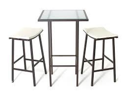 contemporary counter height table amisco aden dinette contemporary counter height table and stools