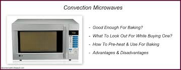 cakes u0026 more how to use a convection microwave for baking how