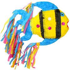 party city halloween pinatas fish 27