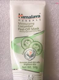 Masker Himalaya himalaya herbals cucumber peel mask review looklikethis
