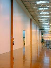 warehouse divider walls u0026 in plant partition systems
