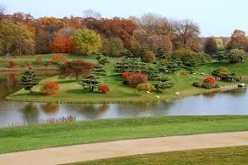 Botanical Gardens In Illinois Glencoe Illinois Chicago Botanical Garden Photo Picture Image