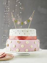 bbc good food magazine shares easy wedding cake recipe daily