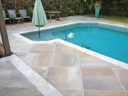 pool bathroom flooring ideas best around deck outdoor floor