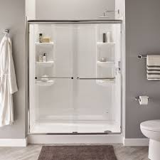 Bathroom Shower Stalls With Seat Shower Doors 10 Stylish Options For Shower Enclosures Part One