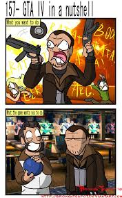 Theft Meme - gta 4 in a nutshell grand theft auto know your meme