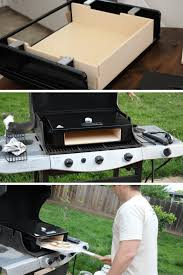 Backyard Grill 4 Burner Gas Grill by 6 Ways To Turn Your Gas Grill Into An Outdoor Pizza Oven