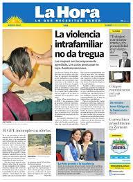diario la hora loja 13 de julio 2012 by diario la hora ecuador issuu