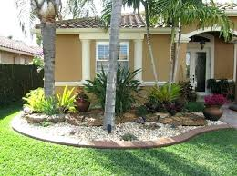 Colored Rocks For Garden House Landscaping Plants Lovely Tropical Home Garden Design
