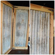 free ship industrial room divider screen bifold with