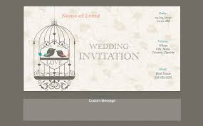 wedding invites 6 places to send free online wedding invitations
